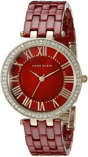 Женские часы в коллекции Ceramics Женские часы Anne Klein 2130BYGB