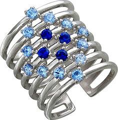 Серебряные кольца Кольца Эстет 01K258080