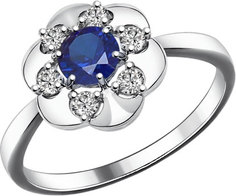 Серебряные кольца Кольца SOKOLOV 88010031_s