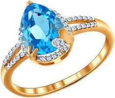 Золотые кольца Кольца SOKOLOV 712185_s