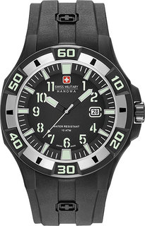 Швейцарские мужские часы в коллекции Navy Мужские часы Swiss Military Hanowa 06-4292.27.007.07
