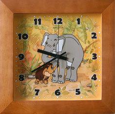 Настенные часы Салют DS-2AA27-424