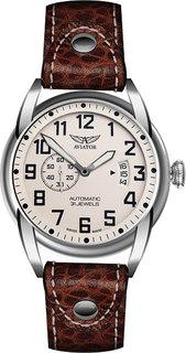 Швейцарские мужские часы в коллекции Bristol Scout Мужские часы Aviator V.3.18.0.161.4