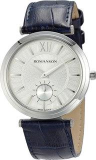 Мужские часы в коллекции Adel Мужские часы Romanson TL3238JMW(WH)BU