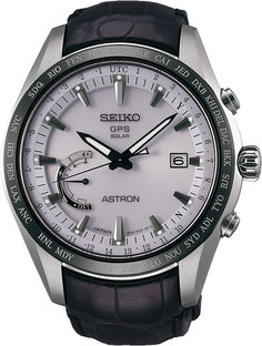 Японские мужские часы в коллекции Astron Мужские часы Seiko SSE093J1