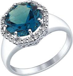 Серебряные кольца Кольца SOKOLOV 92011267_s