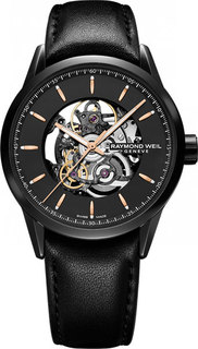 Швейцарские мужские часы в коллекции Freelancer Мужские часы Raymond Weil 2715-BKC-20021