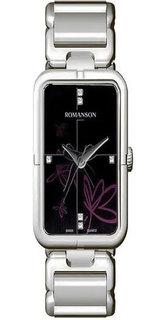 Женские часы Romanson RM0356LW(BK)-ucenka