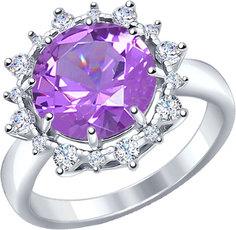 Серебряные кольца Кольца SOKOLOV 92011139_s
