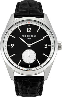 Мужские часы в коллекции Carnaby Driver Мужские часы Ben Sherman WB052WBA