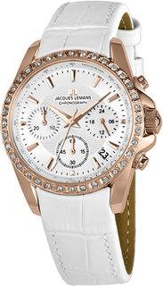 Женские часы в коллекции Sport Женские часы Jacques Lemans 1-1864B