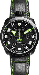 Швейцарские мужские часы в коллекции BOLT-68 Мужские часы Bomberg BS45APBA.045-3.3