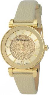 Женские часы в коллекции Giselle Женские часы Romanson RL6A29LLG(GD)