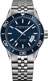 Швейцарские мужские часы в коллекции Freelancer Мужские часы Raymond Weil 2760-ST3-50001