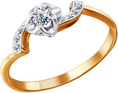 Золотые кольца Кольца SOKOLOV 1010730_s