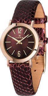 Золотые женские часы в коллекции SlimLine Женские часы Ника 0102A.0.1.64A Nika