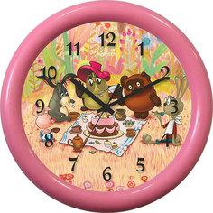 Настенные часы Салют P-3B1.1-714-DEN-ROZHDENIJA-IA