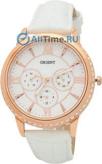 Японские женские часы в коллекции Elegant/Classic Женские часы Orient SW03002W-ucenka