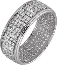 Серебряные кольца Кольца Национальное Достояние S1-393-1-nd