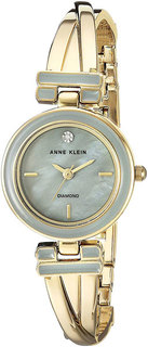 Женские часы Anne Klein 2622GYGB