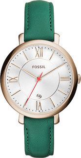 Женские часы в коллекции Jacqueline Женские часы Fossil ES4149