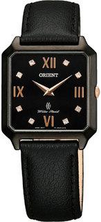 Японские женские часы в коллекции Slim Женские часы Orient UAAN003B-ucenka