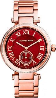 Женские часы в коллекции Skylar Женские часы Michael Kors MK6086-ucenka