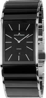 Мужские часы в коллекции High Tech Ceramic Мужские часы Jacques Lemans 1-1939A