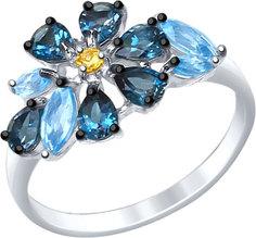Серебряные кольца Кольца SOKOLOV 92011403_s