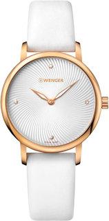 Швейцарские женские часы в коллекции Urban Donnissima Женские часы Wenger 01.1721.101