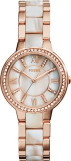 Женские часы в коллекции Virginia Женские часы Fossil ES3716
