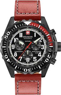 Швейцарские мужские часы в коллекции Air Мужские часы Swiss Military Hanowa 06-4304.13.007