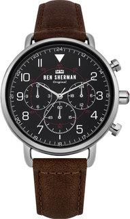 Мужские часы в коллекции Portobello Мужские часы Ben Sherman WB068BBR