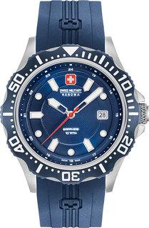 Швейцарские мужские часы в коллекции Navy Мужские часы Swiss Military Hanowa 06-4306.04.003