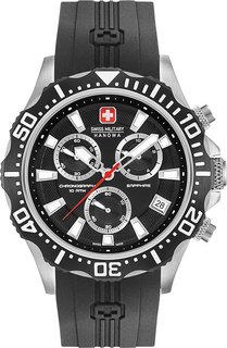 Швейцарские мужские часы в коллекции Navy Мужские часы Swiss Military Hanowa 06-4305.04.007