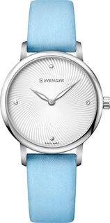 Швейцарские женские часы в коллекции Urban Donnissima Женские часы Wenger 01.1721.108