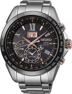 Японские мужские часы в коллекции Astron Мужские часы Seiko SSE151J1