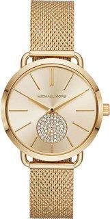 Женские часы в коллекции Portia Женские часы Michael Kors MK3844