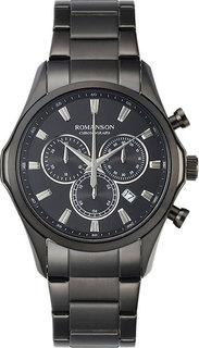 Мужские часы Romanson TM6A35HMB(BK)