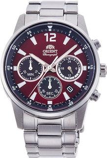 Японские мужские часы в коллекции Sporty Мужские часы Orient RA-KV0004R1