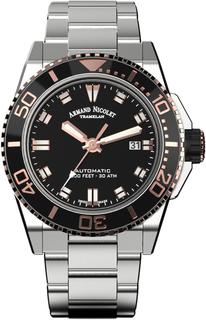 Швейцарские мужские часы в коллекции JS9 Мужские часы Armand Nicolet A480ASN-NS-MA4480AA