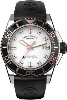 Швейцарские мужские часы в коллекции JS9 Мужские часы Armand Nicolet A480ASN-AS-GG4710N