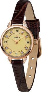 Золотые женские часы в коллекции Viva Женские часы Ника 0311.2.1.47 Nika