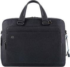 Кожаные сумки Piquadro CA4027B3/BLU