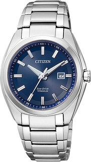 Японские женские часы в коллекции Eco-Drive Женские часы Citizen EW2210-53L