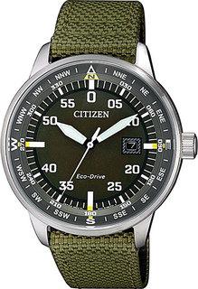 Японские мужские часы в коллекции Eco-Drive Мужские часы Citizen BM7390-22X