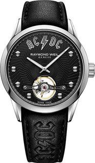 Швейцарские мужские часы в коллекции Freelancer Мужские часы Raymond Weil 2780-STC-ACDC1
