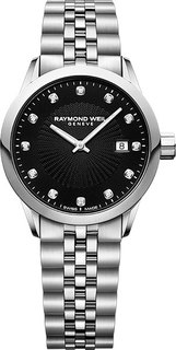 Швейцарские женские часы в коллекции Freelancer Женские часы Raymond Weil 5629-ST-20081