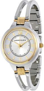 Женские часы в коллекции Daily Женские часы Anne Klein 1441SVTT