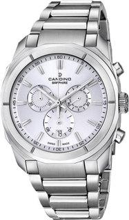 Швейцарские мужские часы в коллекции Chronograph Мужские часы Candino C4579_1